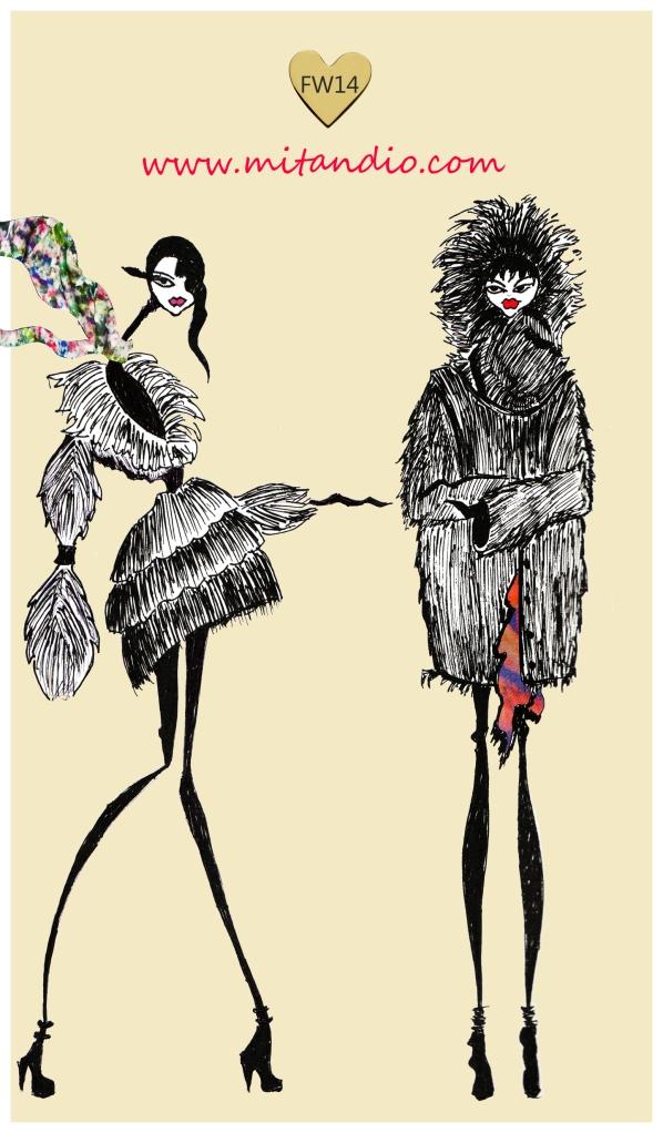 Vogue Girls Poster